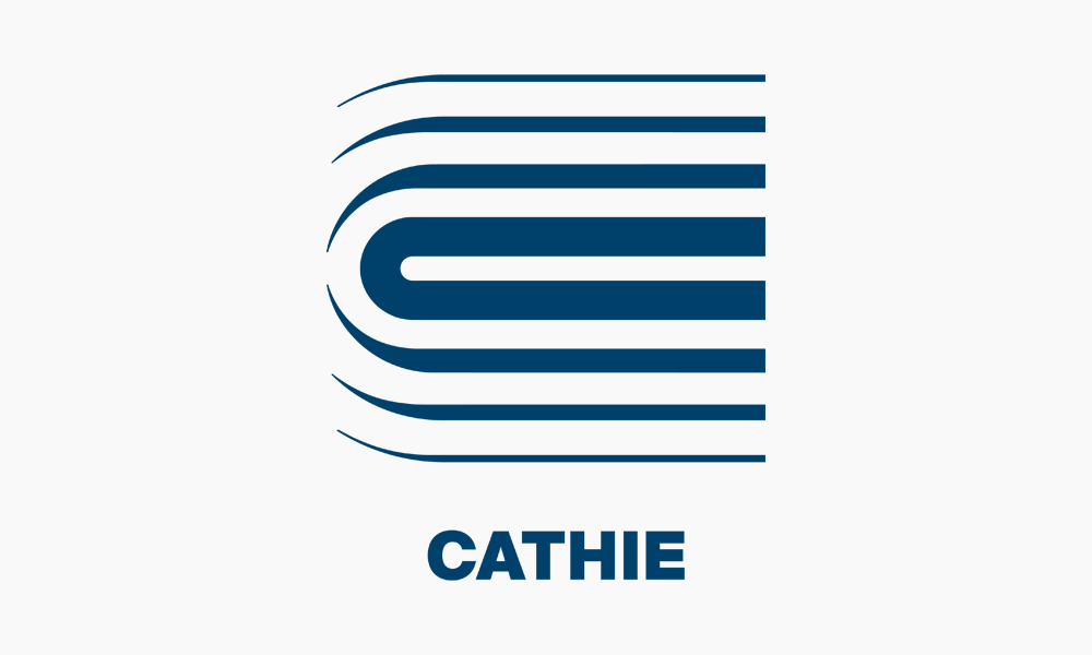Cathie new brand logo