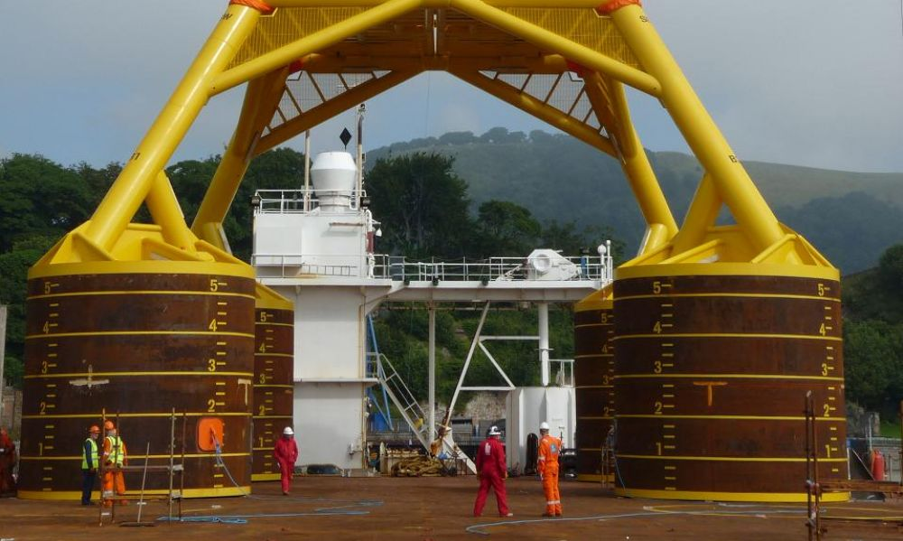 offshore foundation design solutions