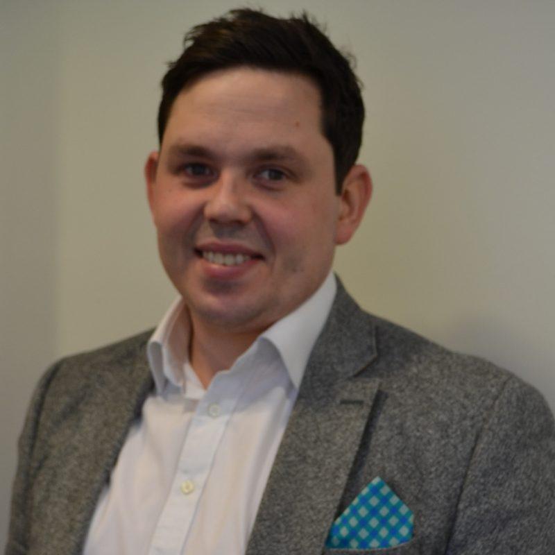 Gareth Ellery, Business Development Director - Specialist in offshore engineering