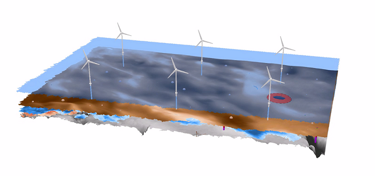 seabed and below solution for offshore wind