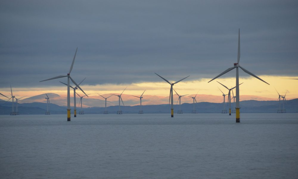Offshore wind - renewable energy