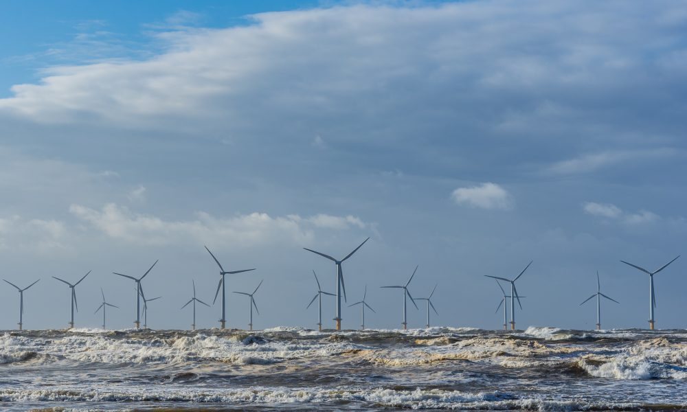 geotechnical assistance at wind farm