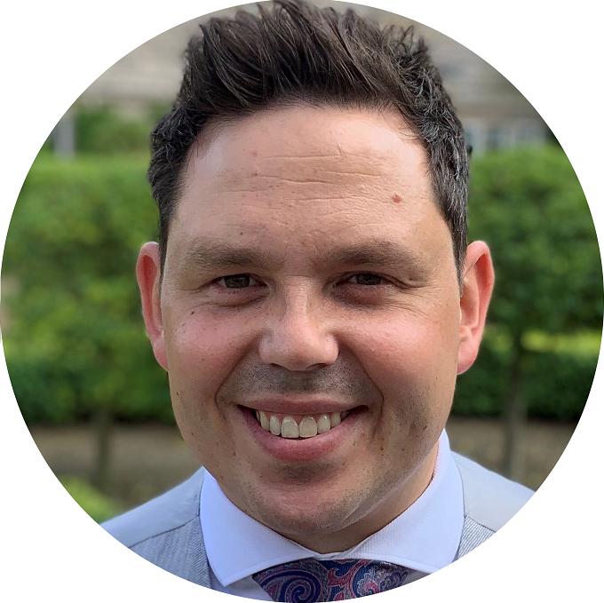 Gareth Ellery Group BD Director